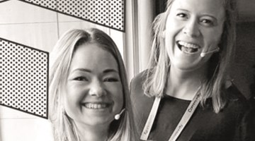 Ida Breivik og Harriet Wright | IBM Norge | Move Your Brand 150218