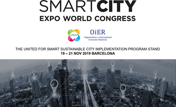Medlemstur: Smart City Expo og konferanse i Barcelona 19.11. - 21.11